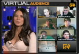 Still frame from: g4tv.com-video19972: Virtual Audience: The MPAA, MySpace Security Breach, Last FM