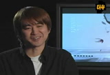 Still frame from: g4tv.com-video19978: Bonus Interview: Tetsuya Mizuguchi