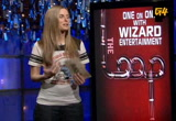 Still frame from: g4tv.com-video20769: The Loop: One on One with Wizard Entertainment