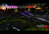 Still frame from: g4tv.com-video26180: Ninja Gaiden 2 - Bosses Featurette