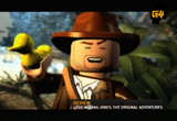 Still frame from: g4tv.com-video26219: LEGO Indiana Jones: The Original Adventures Review