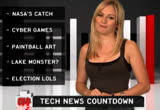 Still frame from: g4tv.com-video28405: Tech News Countdown: September 5, 2008