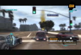 Still frame from: g4tv.com-video34585: Midnight Club: Los Angeles Review