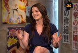 Still frame from: g4tv.com-video34587: Bridget Regan Interview