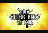 Still frame from: g4tv.com-video34837-flvhd: Guitar Hero On Tour: Decades Launch Trailer