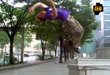 Still frame from: g4tv.com-video34868: American Ninja Challenge 3: Getting To Japan