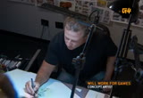Still frame from: g4tv.com-video35103: Will Work For Games: Concept Artist