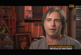 Still frame from: g4tv.com-video42133: Chris Carter Talks About The Beatles: Rock Band