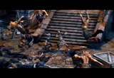 Still frame from: g4tv.com-video47489: Lara Croft and the Guardian of Light Combat Trailer