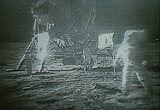 Still frame from: Moonwalk One, ca. 1970