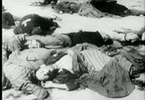 Still frame from: NAZI CONCENTRATION CAMPS