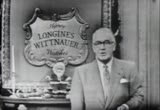 Still frame from: LONGINES-WITTNAUER WITH ERIC JOHNSTON