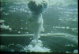 Still frame from: Nuclear Test Film - Project Crossroads