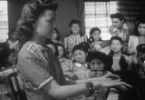 Still frame from: Challenge to Democracy (Japanese Internment)