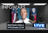 Still frame from: Sheriff Warns Of Second American Revolution If Gun Grabbers Get Their Way