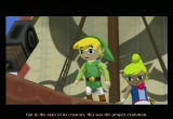 Still frame from: History of Zelda