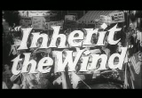 Still frame from: Inherit the Wind - trailer