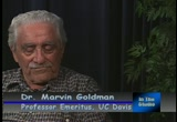 Still frame from: In The Studio - Dr.Marvin Goldman - Radiation Biologist