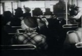 Still frame from: Journey by a London Bus