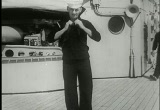 Still frame from: Life of the U.S. Sailor