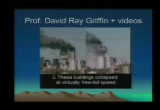 Still frame from: Session 2: Analysis of the World Trade Center Destruction