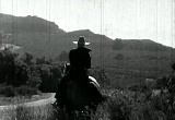 Still frame from: Lightning Carson Rides Again