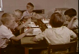 Still frame from: Beginning Responsibility: Lunchroom Manners