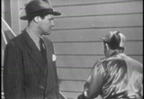 Still frame from: 'Martin Kane Private Eye' - A jockey is murdered (1951)