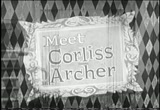 Still frame from: ''Meet Corliss Archer'' - The Pain in the Neck