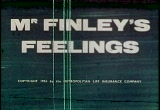 Still frame from: Mr. Finley's Feelings