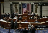 Still frame from: House Proceeding 05-07-09 01
