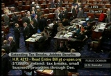 Still frame from: Senate Proceeding 03-10-10