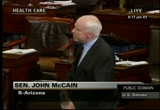 Still frame from: Senate Proceeding 12-14-09