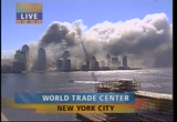Still frame from: NBC Sept. 11, 2001 10:36 am - 11:17 am