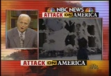 Still frame from: NBC Sept. 13, 2001 1:26 pm - 2:08 pm