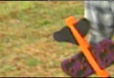 Still frame from: Science in Action: Nerf Glider