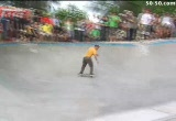 Still frame from: North Shore Bowl Jam: Robb Gardner