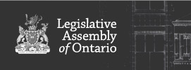 The Legislative Assembly of Ontario Collection