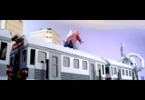 Still frame from: Spider-Man: The Peril of Doc Ock