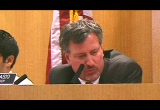 Still frame from: NYC Council  - .nyc public hearing