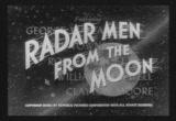 Still frame from: Radar Men From the Moon - Chapter 8: The Enemy Planet