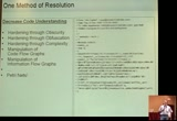 Still frame from: Hardening Registration Number Protection Schemes Against Reverse Engineering with Multithread Petri Net