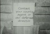 Still frame from: [Rural Civil Defense TV Spots 1965]