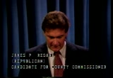 Still frame from: Candidates Speak 1992