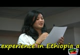 Still frame from: UW students briefing their Cultural Immersion experience in Ethiopia