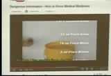 Still frame from: November 30, 2012 - Organic Medical Cannabis