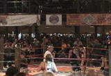 Still frame from: Sturgis Knuckle Fights censored