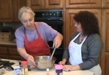 Still frame from: Baking Cookies with Peggy