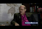 Still frame from: 1_2013 Beyond the Headlines Special Report Part 2 of Dr. Wallach discussing Health Issues