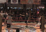 Still frame from: Sturgis 2011 Saturday Knuckle Fights part 3